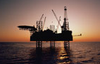 offshore drilling oil rig