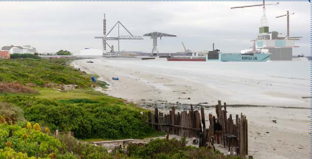 Saldanha Bay to be showcased at the CTICC in Cape Town