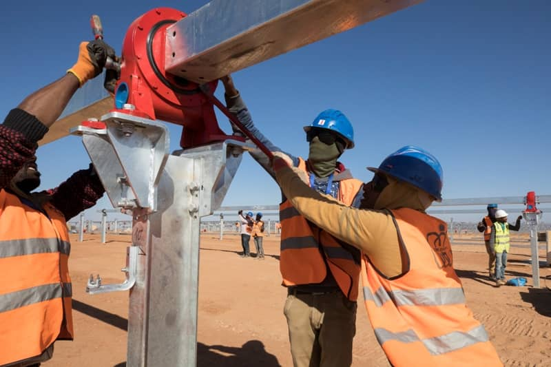 Hopefield - Job Creation through Renewable Energy
