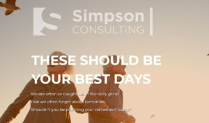 simpson consulting st helena bay_financial services