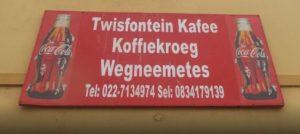 twisfontein kafee vredenburg coffee