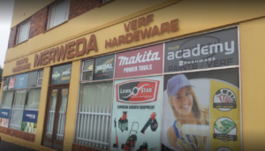 merweda paint and hardware store vredenburg