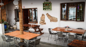 the sandstone cafe and lounge coffee saldanha bay.PNG