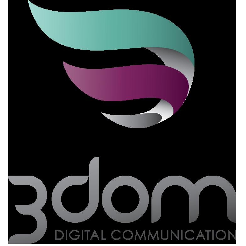 3Dom-Logo